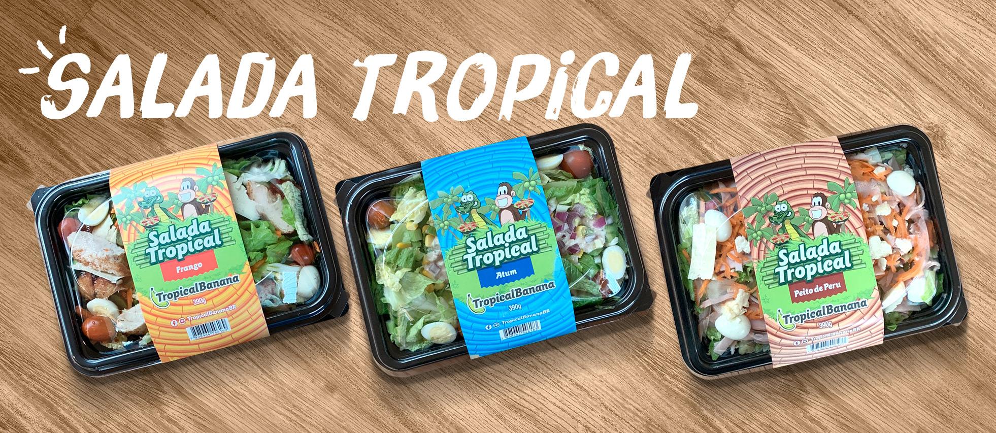 salada tropical banana curitiba